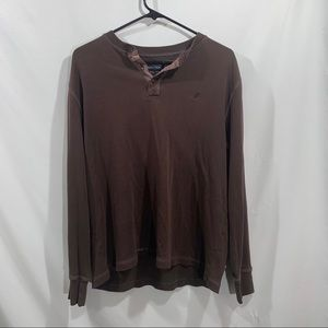 3 For $15 Nautica Men's Size Medium Longsleeve